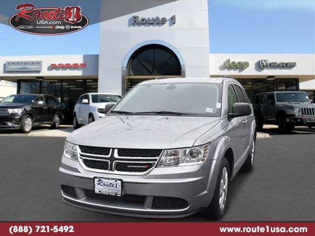 2018 Dodge Journey SE SE FWD [REB-A, PSC, E5X9, 22B, ED3, DFF, WFU, AAJ-A, RSP] Billet Clearcoat in Lawrenceville
