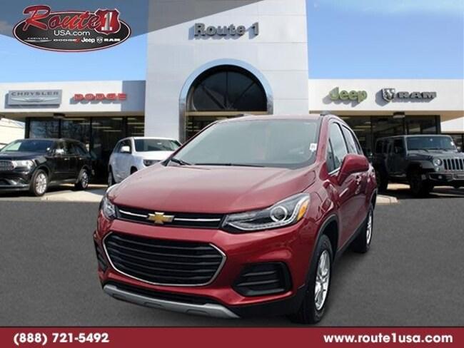 2018 Chevrolet Trax LT AWD  LT [GPJ, UFT, PCW, EGI, AR9, UD7, MNK, LUV, IOR, N34, AES, PDB, D7A, AG9, ATH, UFG, FXH, 1LT, RAJ, BTM, RRZ, 5H1] Cajun Red Tintcoat in Lawrenceville