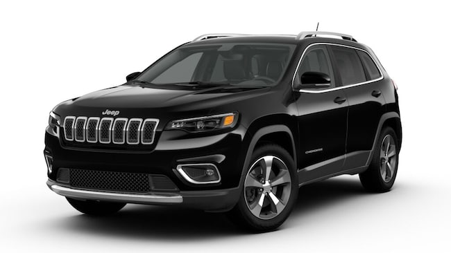 2019 Jeep Cherokee LIMITED 4X4 Sport Utility in Lawrenceville