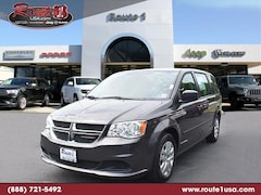 2016 Dodge Grand Caravan American Value Pkg Wagon [CYY, TU3, PAU, H7X1, ERB-A, 29D, DG2] Granite Crystal Metallic Clearcoat