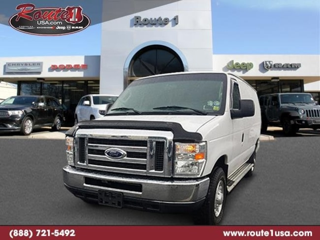 2013 Ford Econoline Cargo Van Commercial E-250 Commercial [AE] Oxford White in Lawrenceville