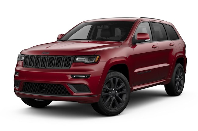 2018 Jeep Grand Cherokee HIGH ALTITUDE 4X4 Sport Utility in Lawrenceville