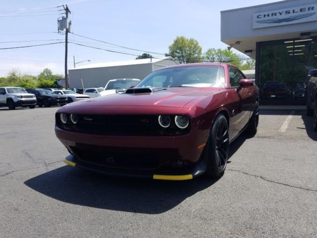 2019 Dodge Challenger R/T SCAT PACK Coupe in Lawrenceville