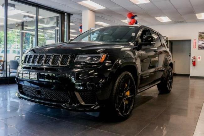 2018 Jeep Grand Cherokee TRACKHAWK 4X4 Sport Utility in Lawrenceville