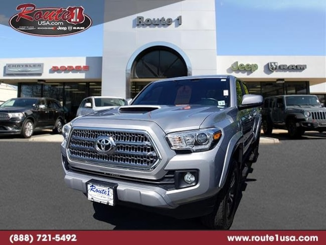 2016 Toyota Tacoma SR5 4WD Double Cab V6 AT SR5 [RT] Magnetic Gray Metallic in Lawrenceville