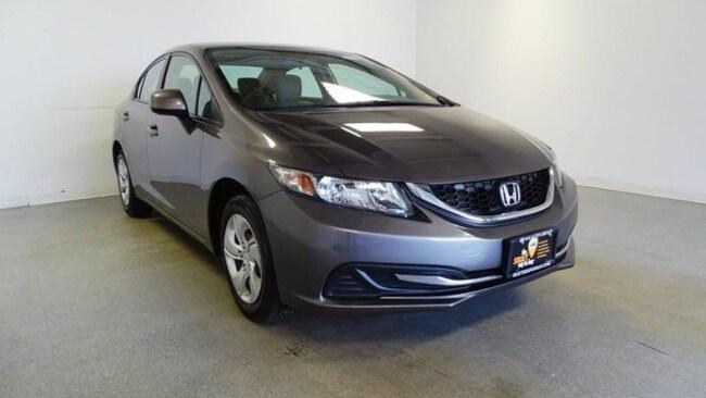 2013 Honda Civic Sdn LX Sedan