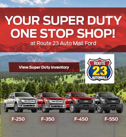 Route 23 Automall >> Route 23 Auto Mall Ford Dealer Nj