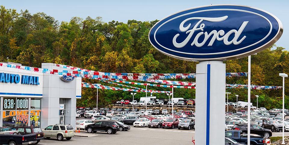 Ford Dealers Nj >> Ford Dealer Serving Rockaway Nj Route 23 Ford