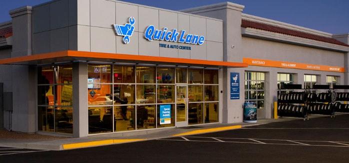 Quick Lane Express Ford Service Nj Oil Changes Butler