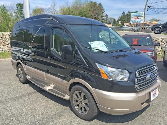 2015 Ford Transit Explorer Conversion Vans For Sale NJ
