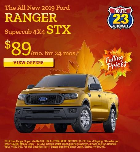 2019 - Ranger - October