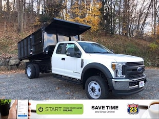 2019 Ford F-550 Chassis XL Truck Super Cab