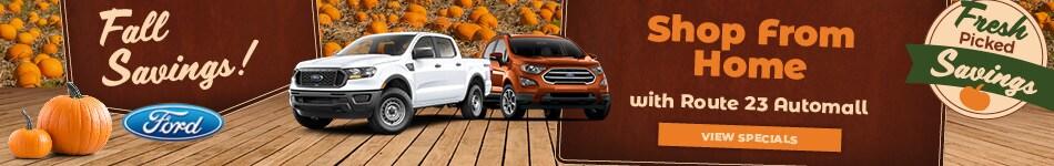2020 - Fall Savings - October