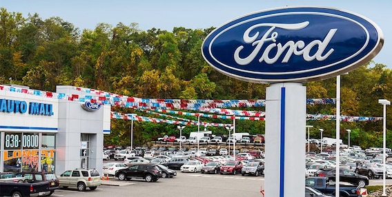 Ford Dealers Nj >> Ford Dealer Serving Paterson Nj Route 23 Ford