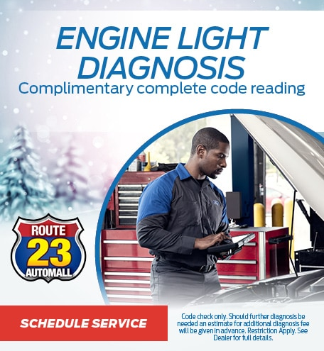 Engine light Diagnosis