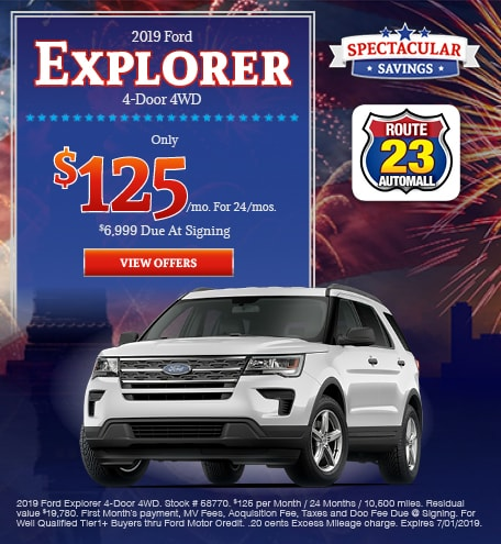 2019 - Explorer - June