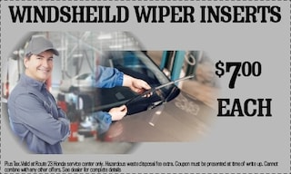 Windsheild Wiper Inserts