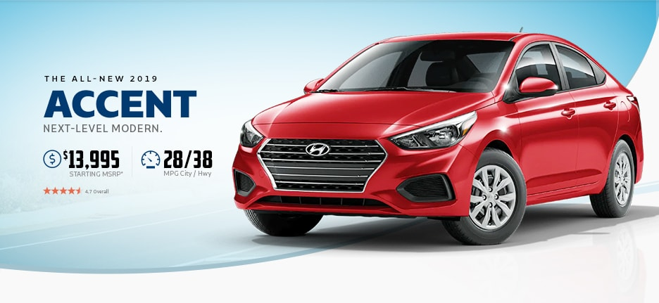 Buy new and used Hyundai Accent Leominster
