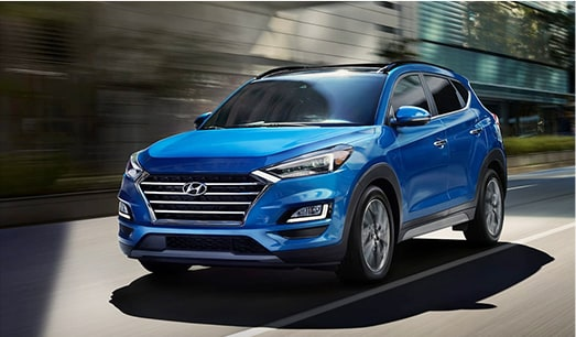 Buy new and used Hyundai Tucson Leominster