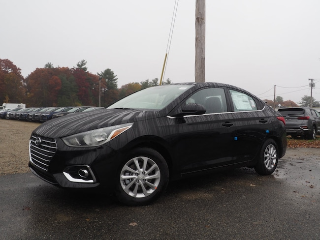 New 2019 Hyundai Accent SEL SEL  Sedan 6A for sale in Raynham, MA.
