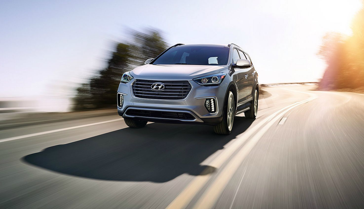 2018 Hyundai Santa Fe at Route 44 Hyundai in Raynham, MA