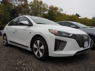New 2019 Hyundai Ioniq Plug-In Hybrid Limited Limited  Hatchback in Raynham, MA