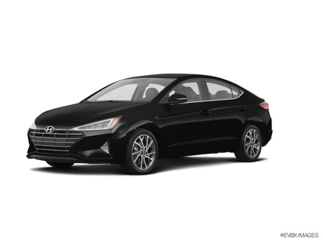New 2019 Hyundai Elantra Limited Limited  Sedan for sale in Raynham, MA.
