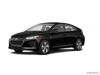 New 2019 Hyundai Ioniq EV Base Hatchback in Raynham, MA