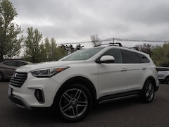 Used 2017 Hyundai Santa Fe Limited Ultimate SUV in Raynham, MA