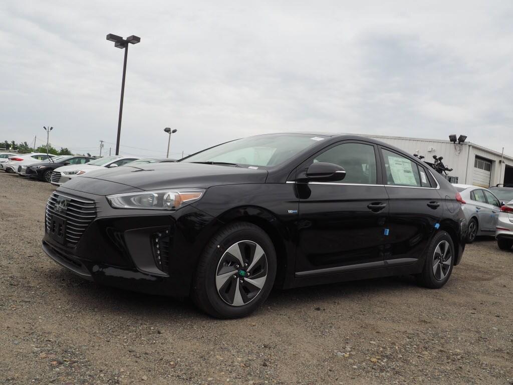 2018 Hyundai Ioniq Hybrid SEL SEL  Hatchback