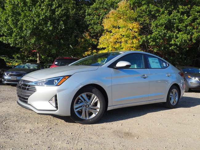 New 2019 Hyundai Elantra Value Edition for sale in Raynham, MA.