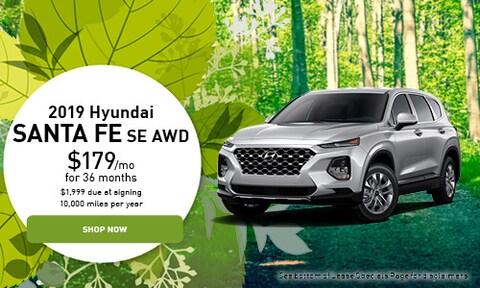 2019 Hyundai Santa Fe | Route 44 Hyundai