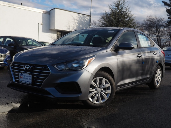 New 2019 Hyundai Accent SE SE  Sedan 6A for sale in Raynham, MA.