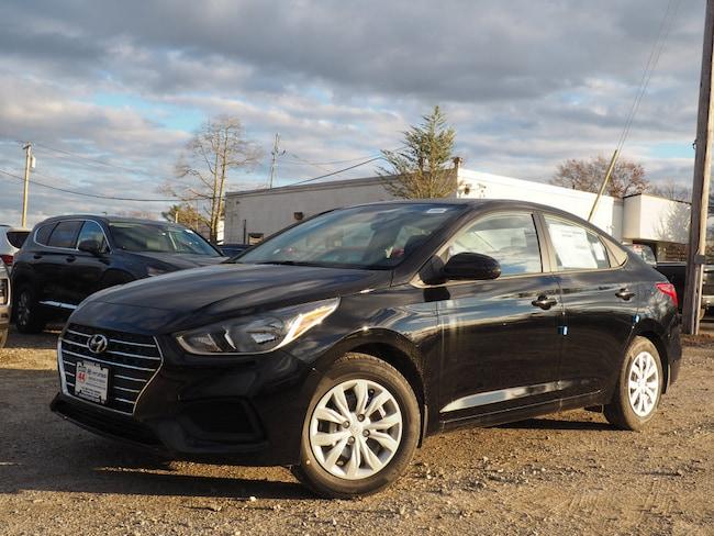 New 2019 Hyundai Accent SE SE  Sedan 6M for sale in Raynham, MA.