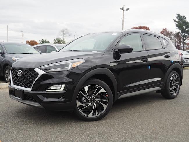 New 2019 Hyundai Tucson Sport AWD Sport  SUV for sale in Raynham, MA.