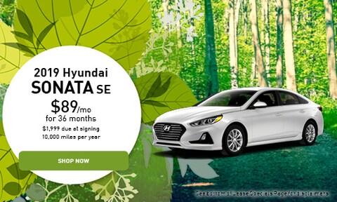 2019 Hyundai Sonata | Route 44 Hyundai