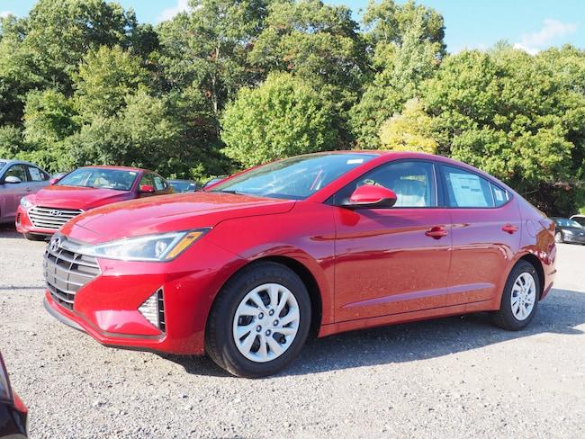 New 2019 Hyundai Elantra SE for sale in Raynham, MA.