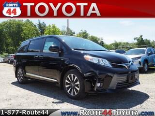 New 2020 Toyota Sienna XLE 7 Passenger Van Passenger Van in Raynham, MA
