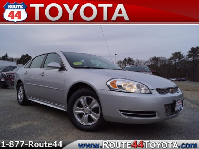 Used 2014 Chevrolet Impala Limited LS Sedan near Attleboro