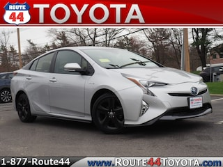 Used 2017 Toyota Prius Four Touring Hatchback in Raynham, MA