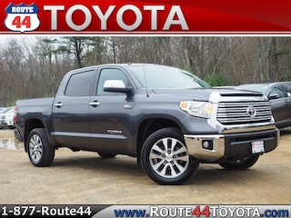 New 2017 Toyota Tundra Limited Truck in Raynham, MA