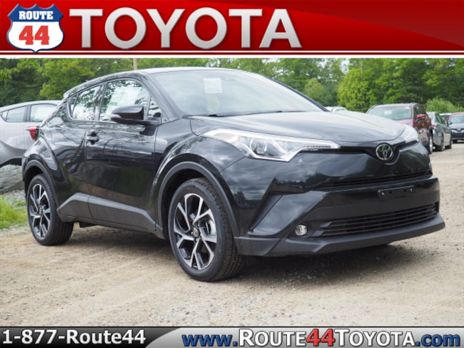 New 2019 Toyota C-HR Limited SUV near Attleboro