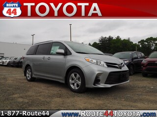 New 2020 Toyota Sienna LE 8 Passenger Van Passenger Van in Raynham, MA