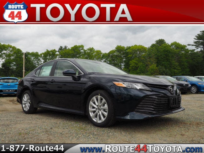 New 2019 Toyota Camry LE Sedan near Attleboro