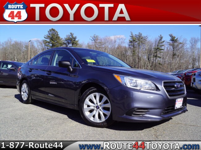 Used 2017 Subaru Legacy 2.5i Sedan near Attleboro