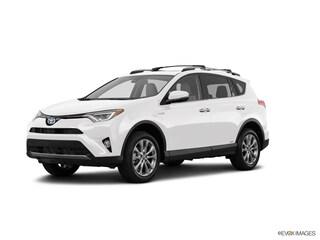New 2018 Toyota RAV4 Hybrid XLE SUV in Raynham, MA