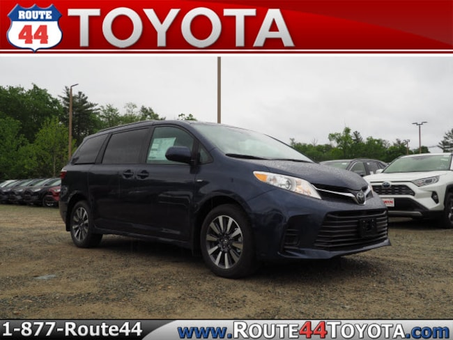New 2020 Toyota Sienna LE 7 Passenger Van Passenger Van near Attleboro