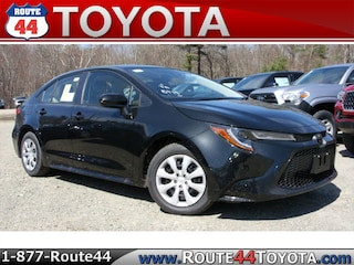 New 2020 Toyota Corolla LE Sedan in Raynham, MA