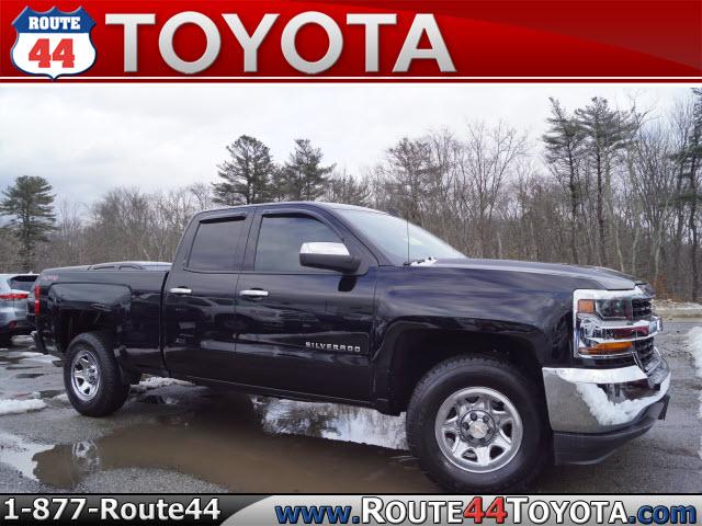 2016 Chevrolet Silverado 1500 LS Truck