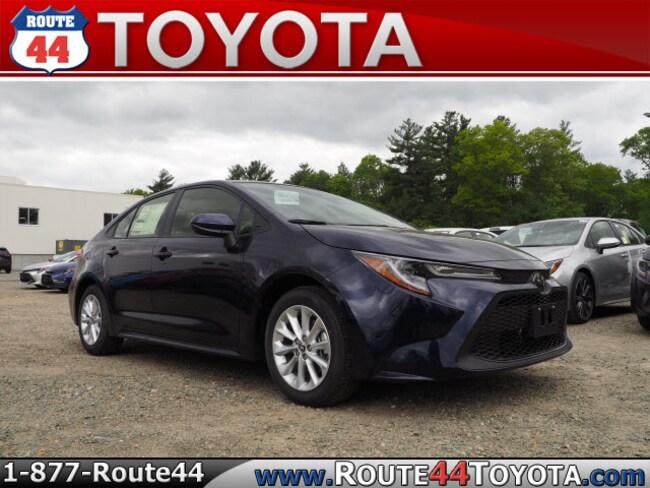 New 2020 Toyota Corolla LE Sedan near Attleboro